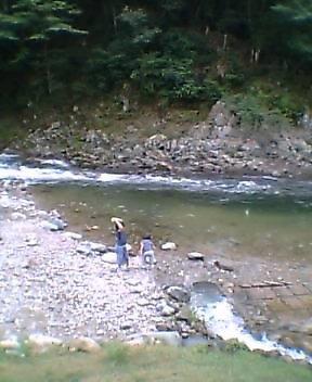 千種川上流部