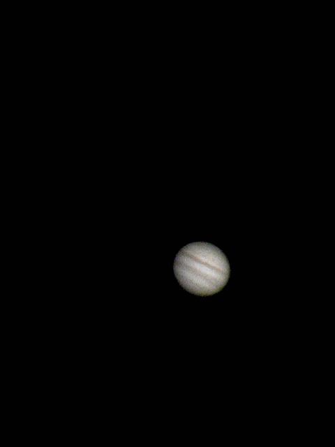 なゆたで木星