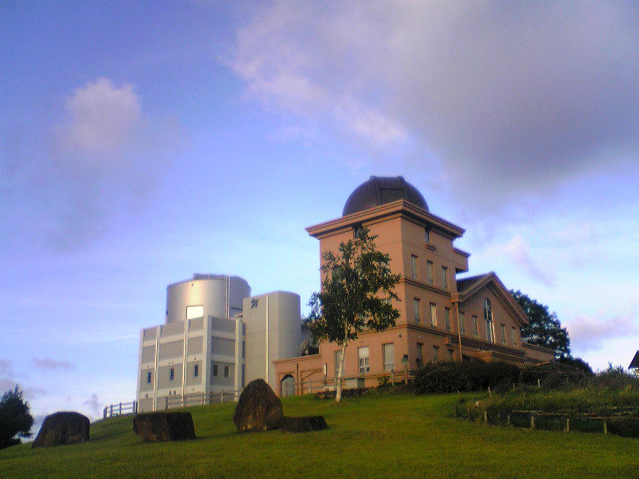 西はりま天文台、四回目の朝