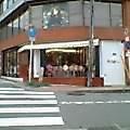 駅前にカフェ開店