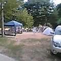 初ファミリーキャンプ