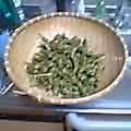 黒大豆の枝豆 4